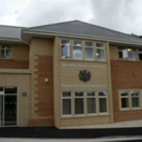 County Court in Blackwood