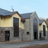 County Court in Brecon