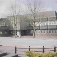 County Court in Merthyr